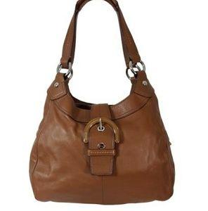 🐎 Coach Lynn Soho Hobo Shoulder Bag